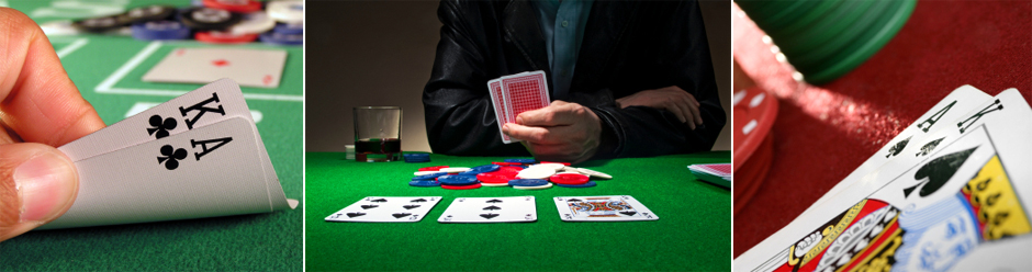 Texas Hold Em Poker The Flop The Turn And The River